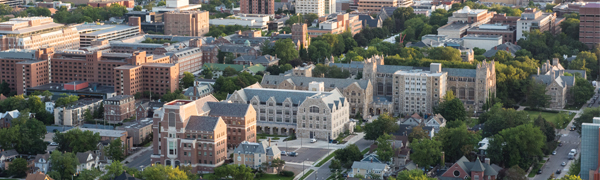 The University of Michigan Main Campus