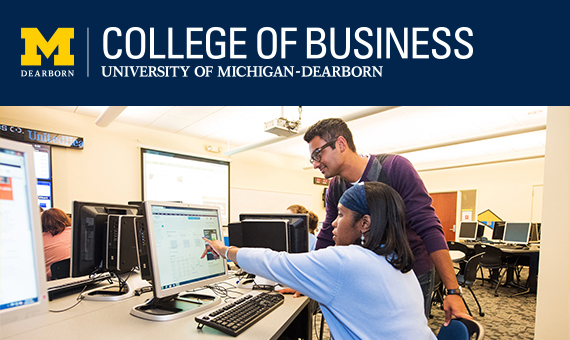 Top Business School. Michigan Degree.