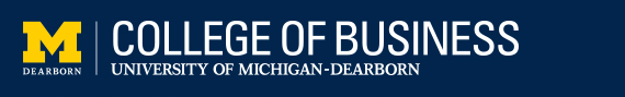 University of Michigan Dearborn College of Business